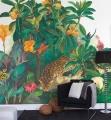 Leopard lounge Fototapete, Poster