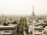 City of Romance - Paris skyline