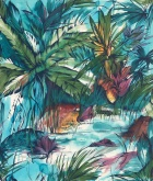 TROPICAL COLOURS - Interpretations of green